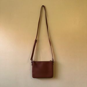 Old Navy Bags - Faux leather crossbody bag